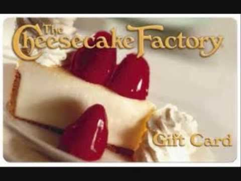 Cheesecake Factory Coupons | Free $100 Cheesecake Factory Gift Card | Cheesecake Factory Is AWESOME - (More info on: http://LIFEWAYSVILLAGE.COM/coupons/cheesecake-factory-coupons-free-100-cheesecake-factory-gift-card-cheesecake-factory-is-awesome/)