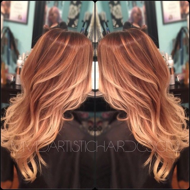 25 Best Ideas About Butterscotch Hair Color On Pinterest