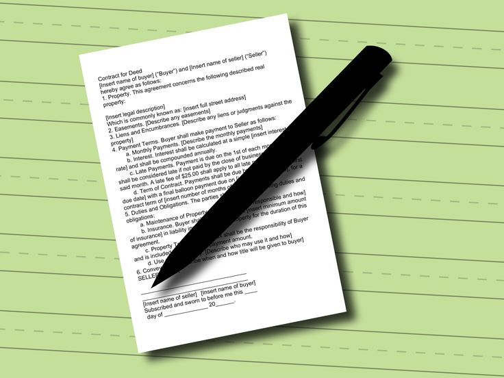 Write a Legal Contract - writing contract agreements