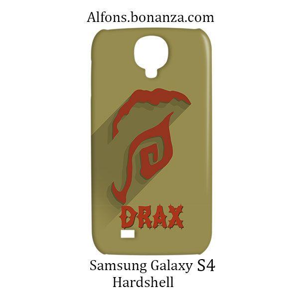 Drax Superhero Samsung Galaxy S4 S IV Hardshell Case