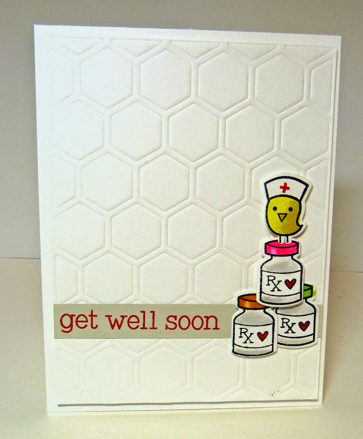 Cards-by-the-Sea: Get Well Soon and Thinking of You