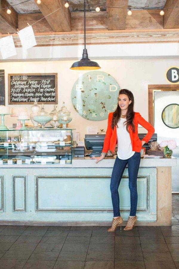 Shop Talk: Elizabeth Chambers of BIRD bakery   theglitterguide.com