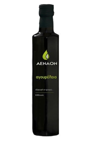 Aenaon Early Harvest Extra Virgin Olive Oil