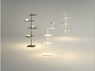 Lámpara de pie LED SUITE | Lámpara de pie - Vibia