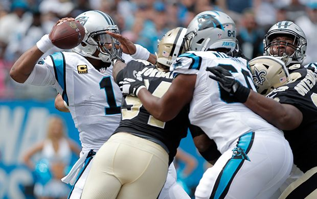 Inside the Game: Saints vs Carolina Stats Comparison