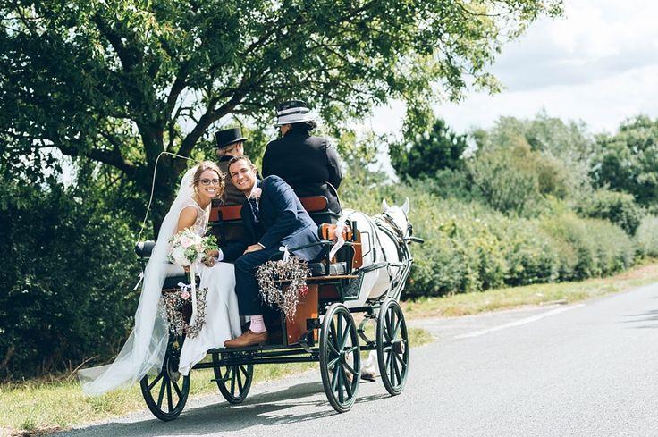 Faye & Josh | Wedding at Springbridge Stables Leicestershire | www.robgrimesphotography.com