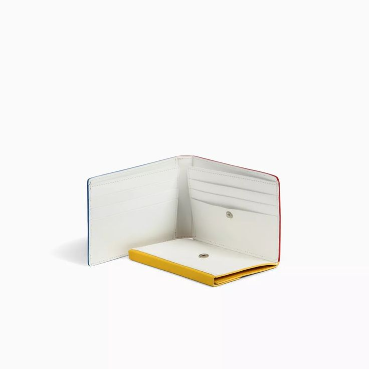 Bauhaus wallet Isaac Reina