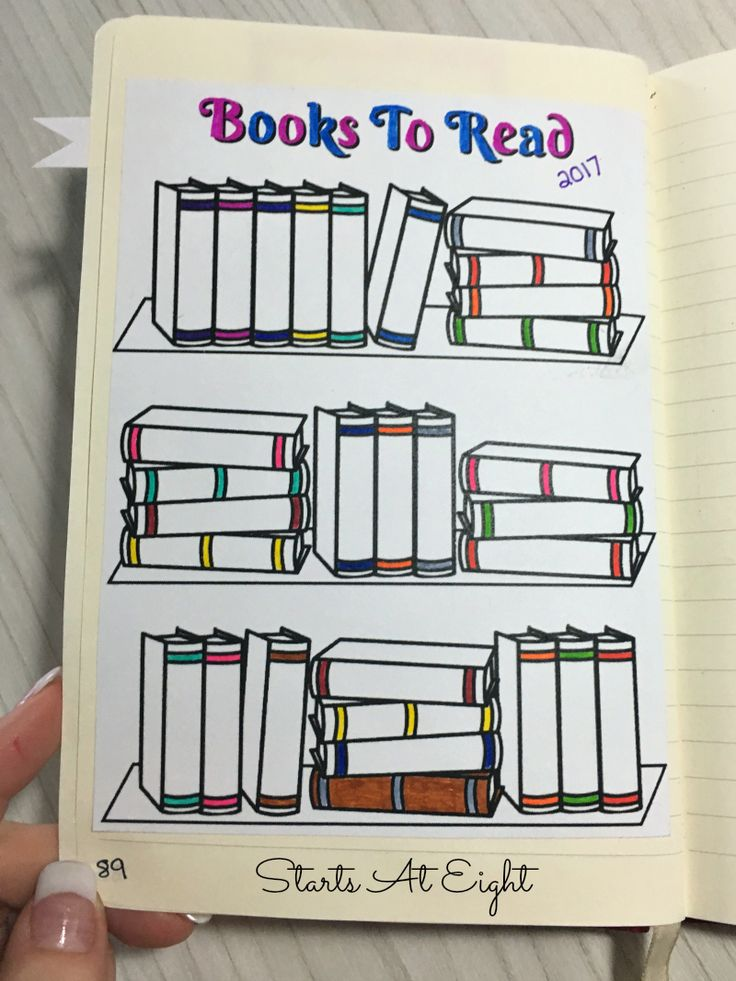 Looking for a cute printable book log? These FREE Printable Reading Logs can be printed as a full page for kids or adjusted for your bullet journal.