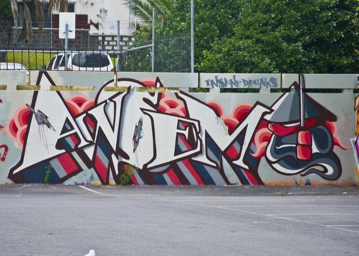 Awsem - Graffiti, St. Kilda