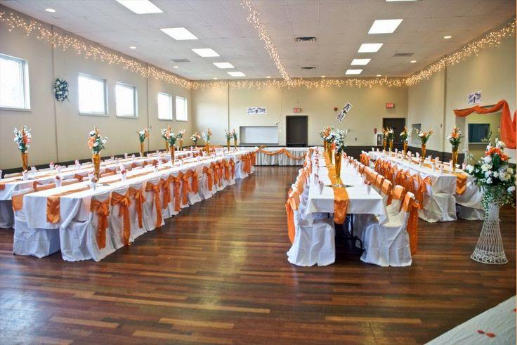 Calgary DIY Bride: Mount Pleasant Community Centre Wedding Venue
