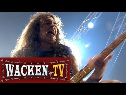 Steve Harris British Lion - Full Show - Live at Wacken Open Air 2017