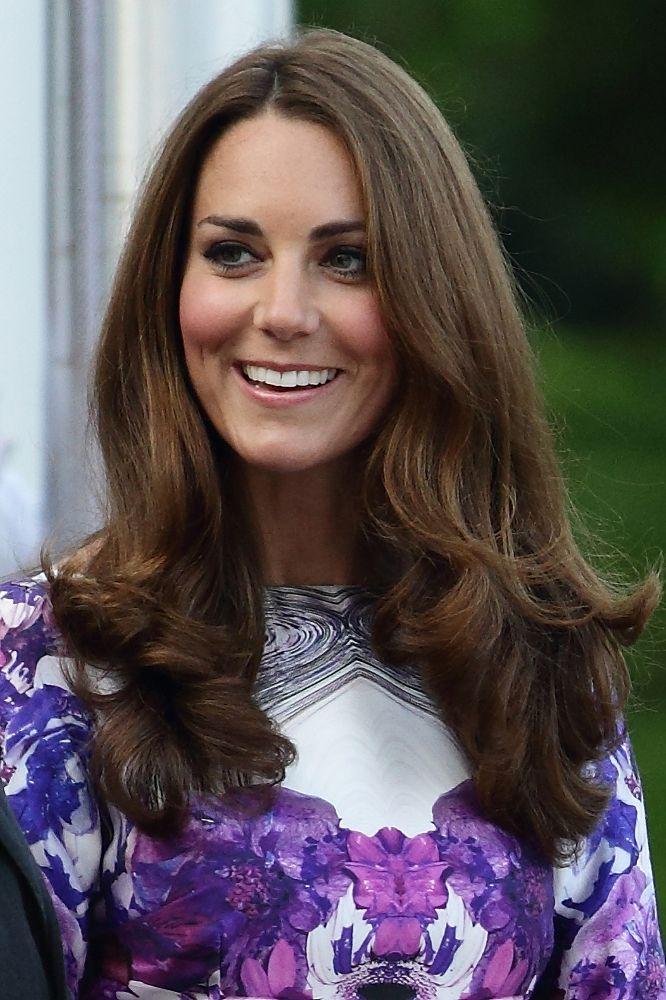 Kate Middleton in Prabal Gurung #KateMiddleton
