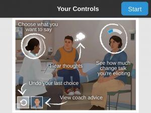 Un serious game pour aider les professionnels de santé à lutter contre l'obésité infantile