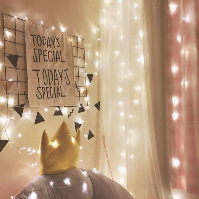 Illuminazione vacanza 10 M 100 LEDs AC110V/220 V LED String Luci di Natale della Festa Nuziale Decorazioni Di Natale Luce Fata Garland Lampade