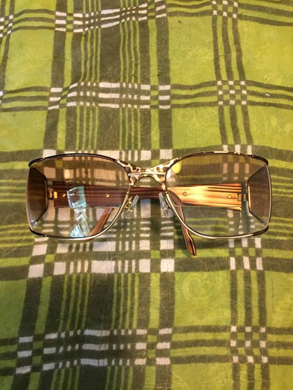 Vintage Cazal Sunglasses Eyeglasses Frames Mod.954  Col.529