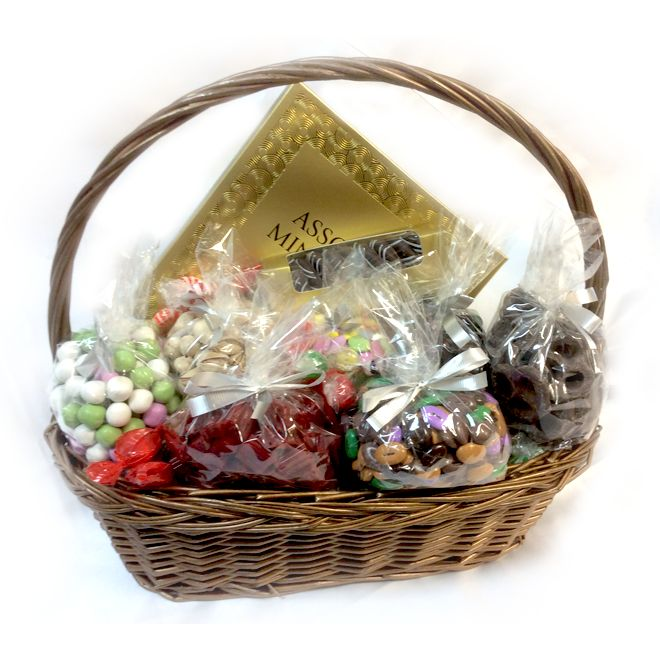 15 best gift baskets images on pinterest gift baskets toffee this basket is a great for a more mature person a tube of popcorn negle Images