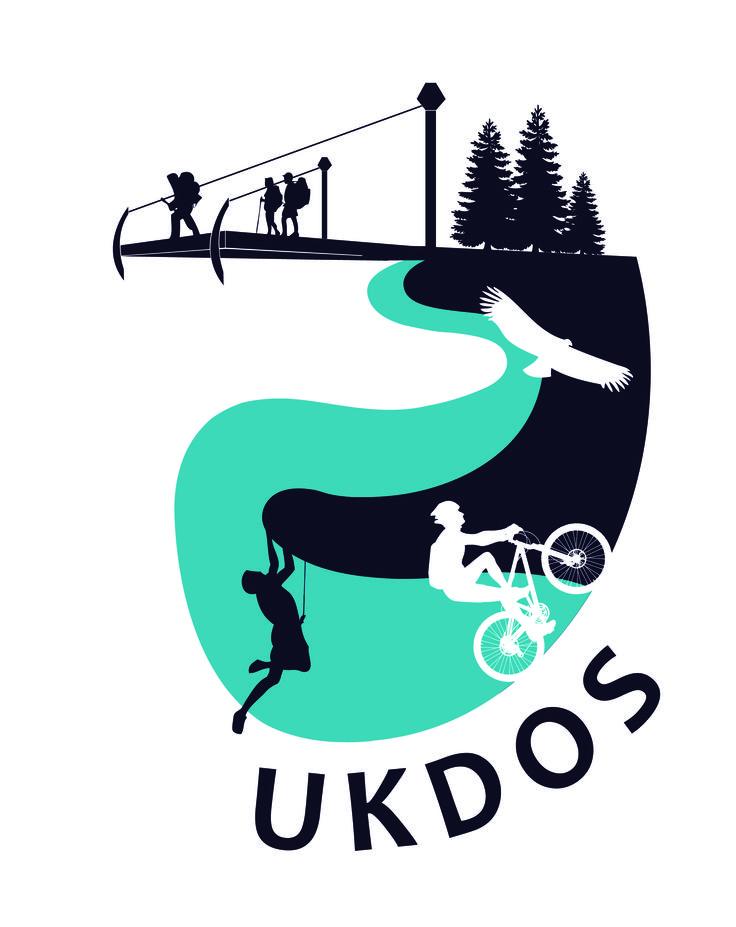 UKDOS Logo (Ulubey Kanyonu Doğa Sporları Derneği)
