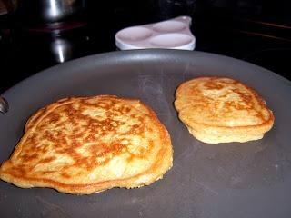 Healing Cuisine: Gluten FREE Fluffy Pancakes