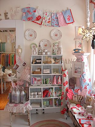 The Cath Kidston stuff would go so well in my room!