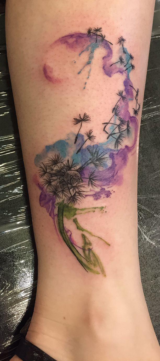 the 25 best watercolor dandelion ideas on