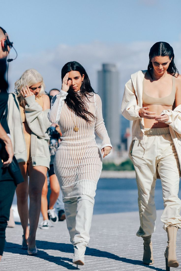 Yeezy Season 4: Exclusive Photos From the Fashion Show Everyone Is Talking About | GQ