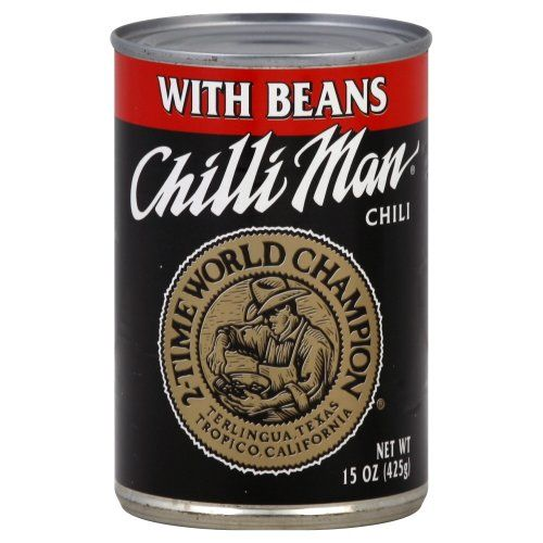 Chili Man With Beans 15.0 OZ (Pack Of 12)
