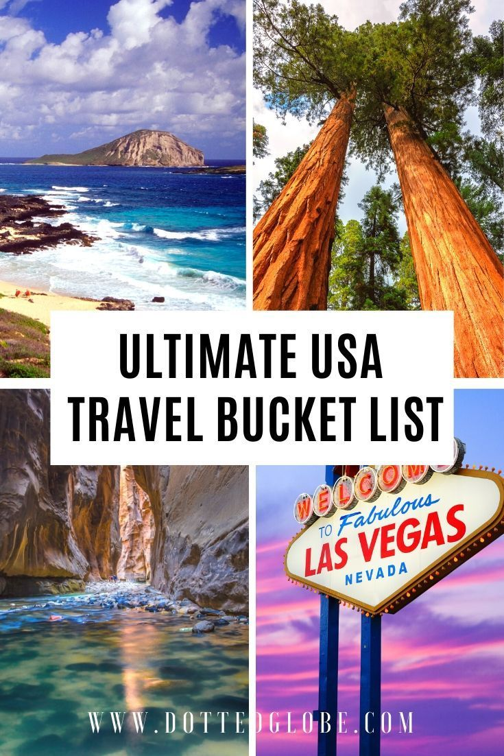 33 Best Places To Visit In The Usa Cool Places To Visit Travel Usa Best Places To Travel