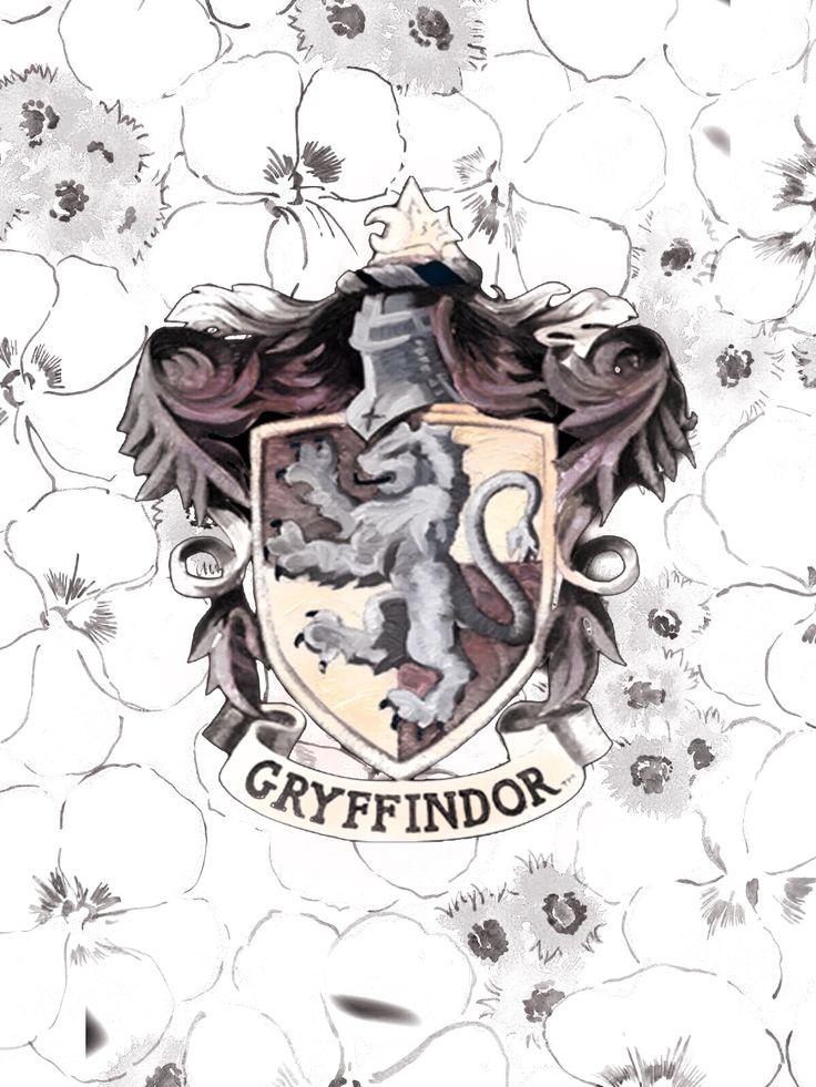 Gryffindor Hogwarts Harry Potter wallpaper lock screen