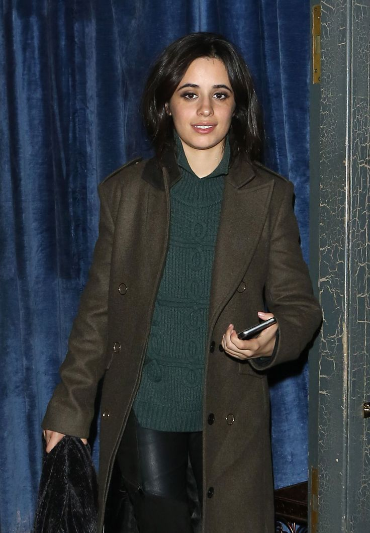 Camila Cabello  #CamilaCabello Leaves Balans Soho Society Restaurant in London 13/11/2017 http://ift.tt/2zNnUIG