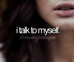 It's literally the only person I have to talk to. Only child, isolated, no social life...