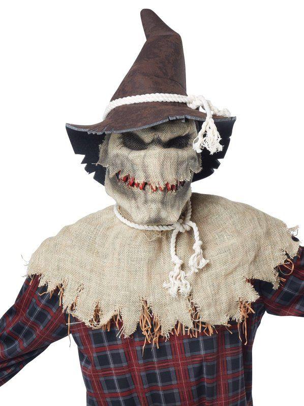 Halloween Sadistic Scarecrow Costume Adult