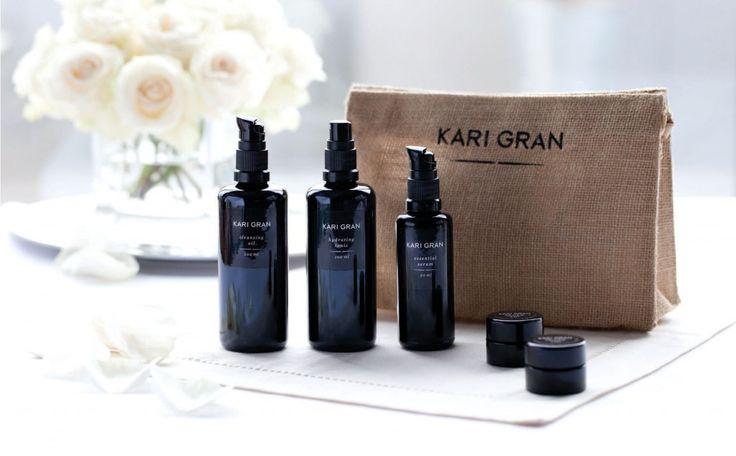 органическая косметика Kari Gran