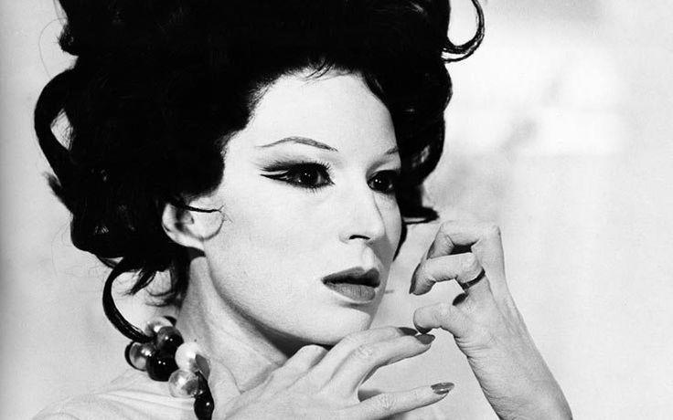 Silvana Mangano in Edipo by Pier Paolo Pasolini, 1967