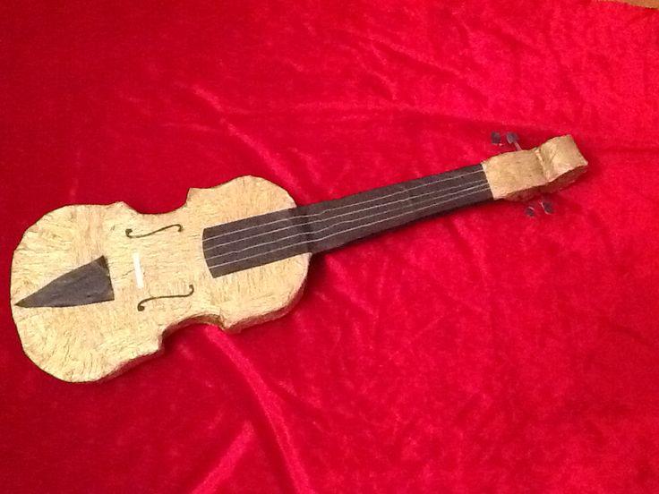 sinterklaas surprise viool / instrument