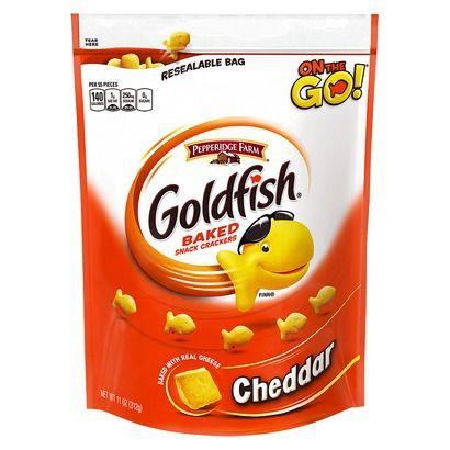 Pepperidge Farm® Goldfish Cheddar - 10 oz