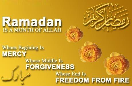 Ramadan Is Month of Allah