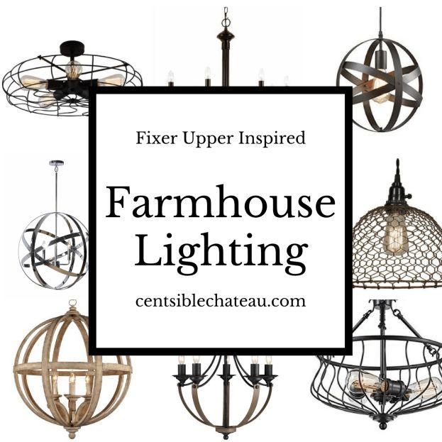 Top 10 Fixer Upper Bathrooms: 1000+ Ideas About Farmhouse Lighting On Pinterest