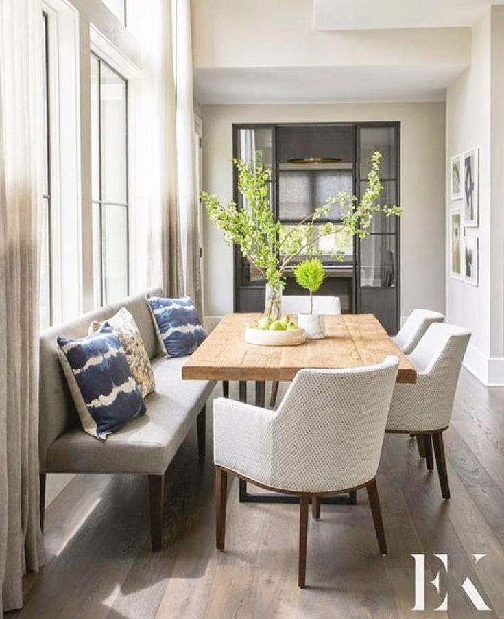 835 Best Home ~ Dining Room Images On Pinterest  Cooking Food Glamorous Dining Room Designs For Small Spaces Design Ideas