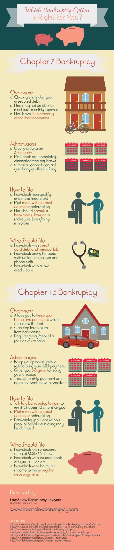 10 best bankruptcy infographics images on pinterest | filing
