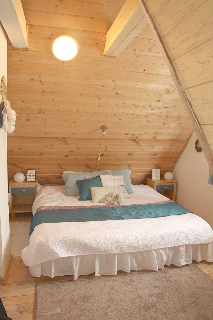 ...summer house  -bedroom