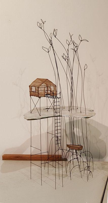 Expérience subjacente exposition Habité-e Galerie Terres d'aligre