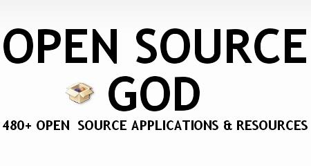 ♥♥ Open Source God: Huge List of Free Open Source Apps