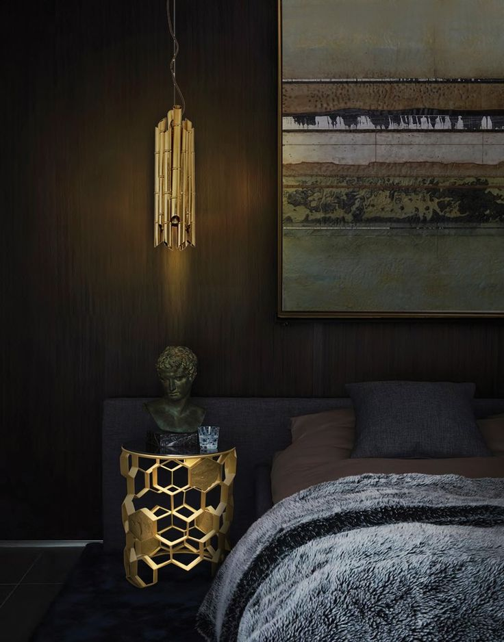 TOP 8 STYLISH BEDROOM SIDE TABLE IDEAS TO INSPIRE YOU | Interior Design | Side tables | Luxury Brands | #newinteriordesign #modernsidetables #luxurybrands | more @ http://homeinspirationideas.net/furnishings-inspiration-ideas/stylish-bedroom-table-ideas-inspire