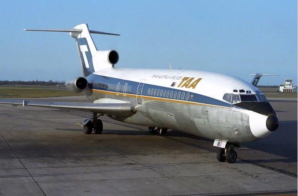 Trans Australia Airlines Boeing 727-76 (VH-TJB)