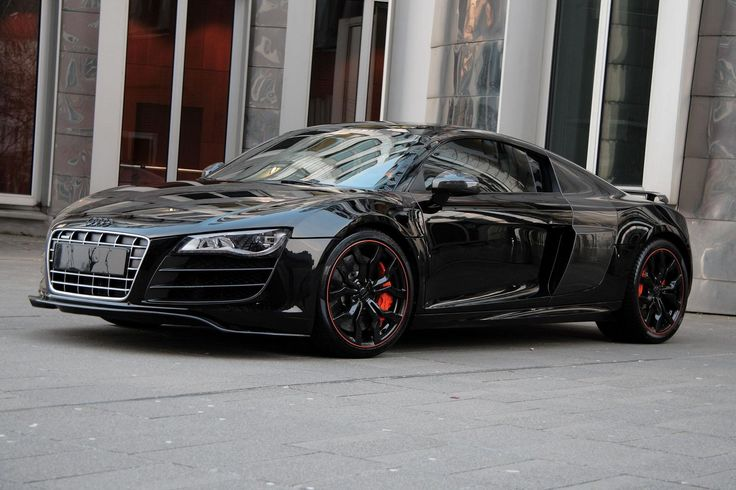 Audi R8 Hyper Black Edition By Anderson Germany Cool