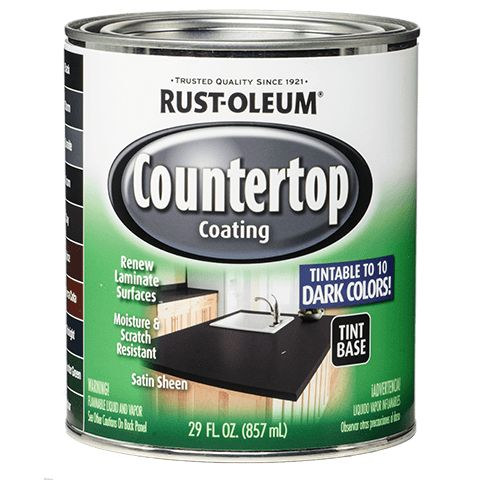 Rustoleum Countertop Paint Smell : looking at that old Countertop? With Rust-Oleum? Countertop coating ...