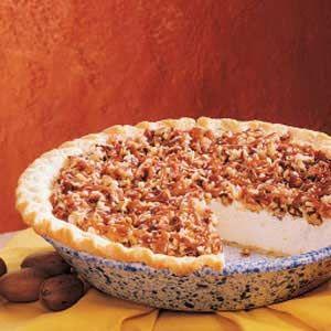 Pecan Cream Cheese Pie | Cookmee: Cheese Pies, Pecans Cream, Chees Pies, Pies Recipe, Pecans Pies, Healthy Desserts, Pecans Cheesecake, Cream Cheeses, Cheesecake Pies