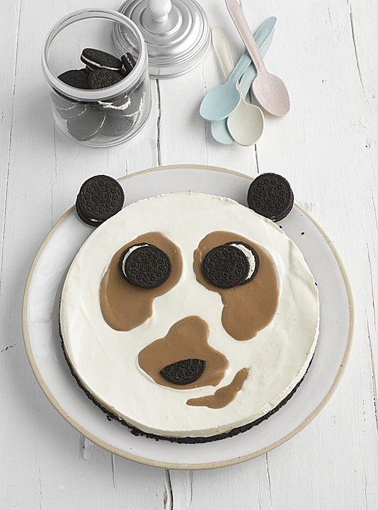 Philadelphia Torte OREO-Pandabär