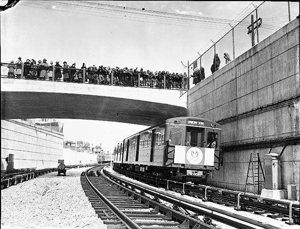 The Yonge Subway Line turns 60 years old
