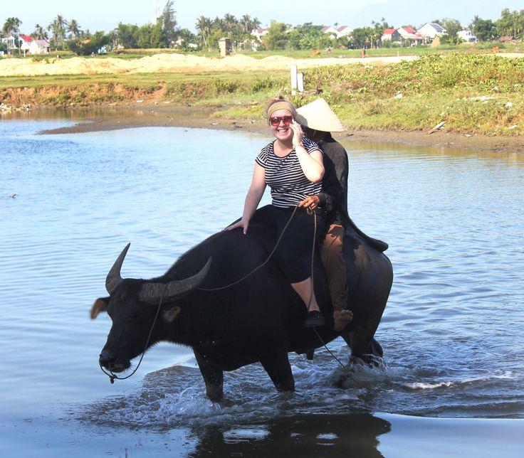 An experience to remember #VietnamSchoolTours #EcoTour